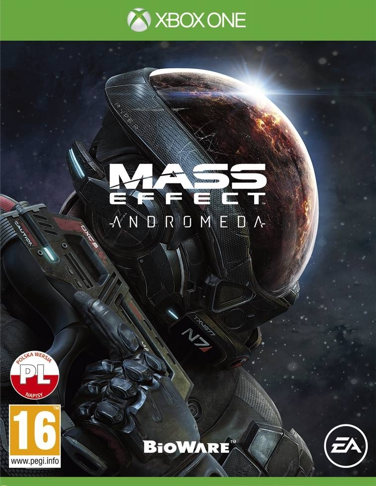 Mass Effect Andromeda PL (Xbox One)